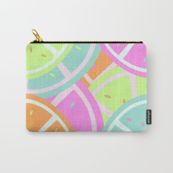 pastel-melon-oranges-carry-all-pouches
