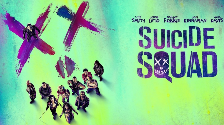 Image result for suicide squad movie banner